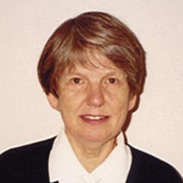 Rosemary Miller Stott