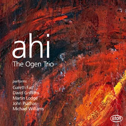 Ogen Trio: Ahi - CD