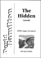 David Hamilton: The Hidden - hardcopy SCORE