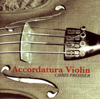 Accordatura Violin - Chris Prosser