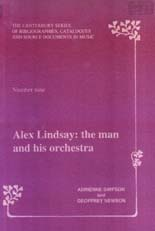 Alex Lindsay: the man and his orchestra