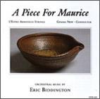 Eric Biddington: A Piece for Maurice