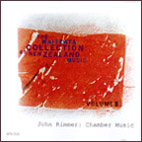 Waiteata Collection of New Zealand Music Vol. 10 - John Rimmer: Chamber Music - CD