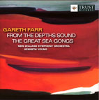 Gareth Farr: From the Depths Sound the Great Sea Gongs - CD