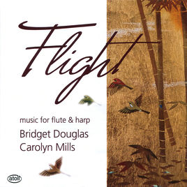 Flight | Music for Flute and Harp - CD