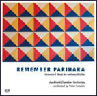 Remember Parihaka - orchestral music by Anthony Ritchie
