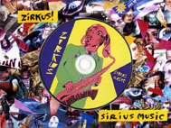 Zirkus! Sirius Music - CD