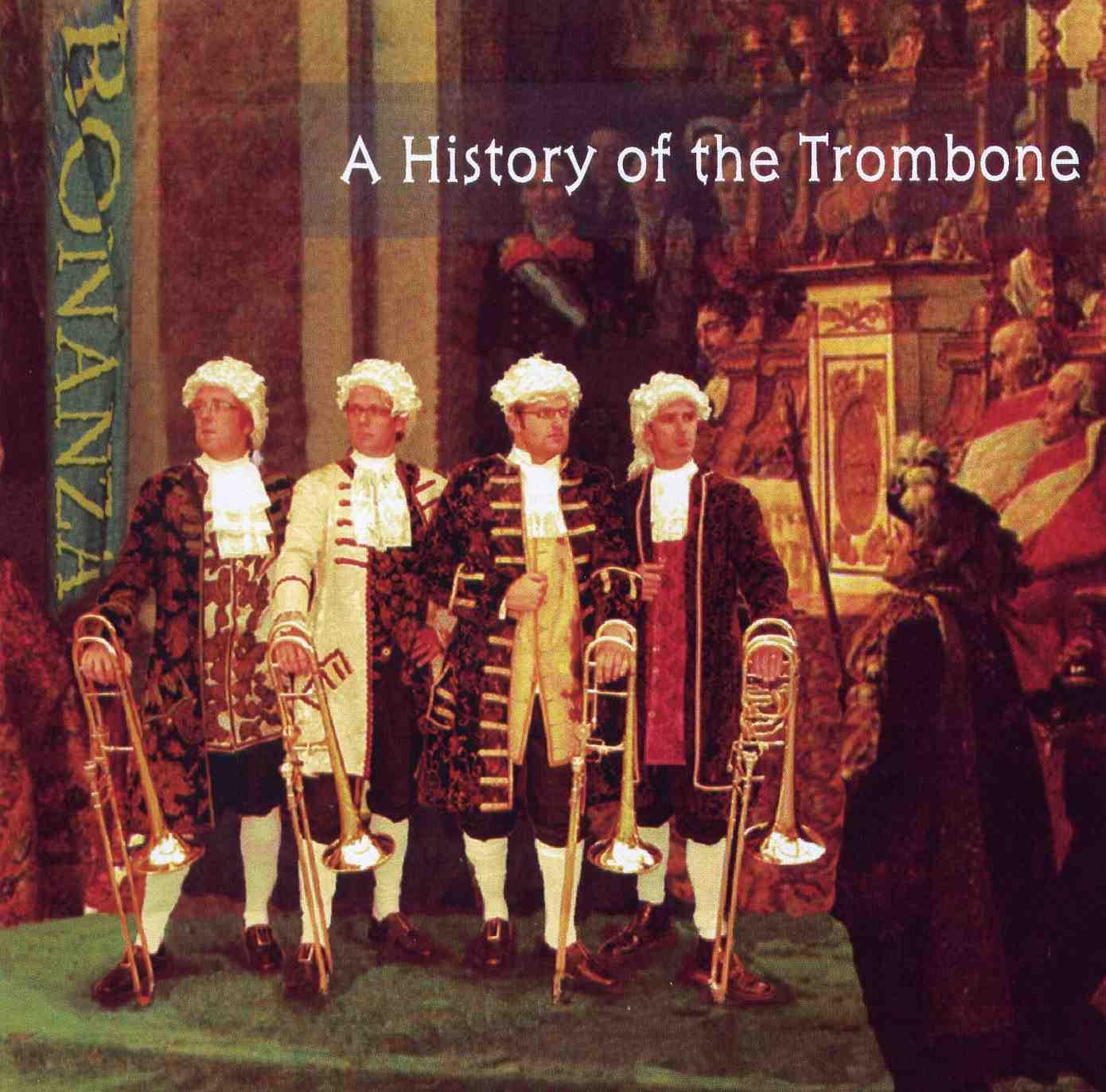 BonaNZa: A History of the Trombone - CD