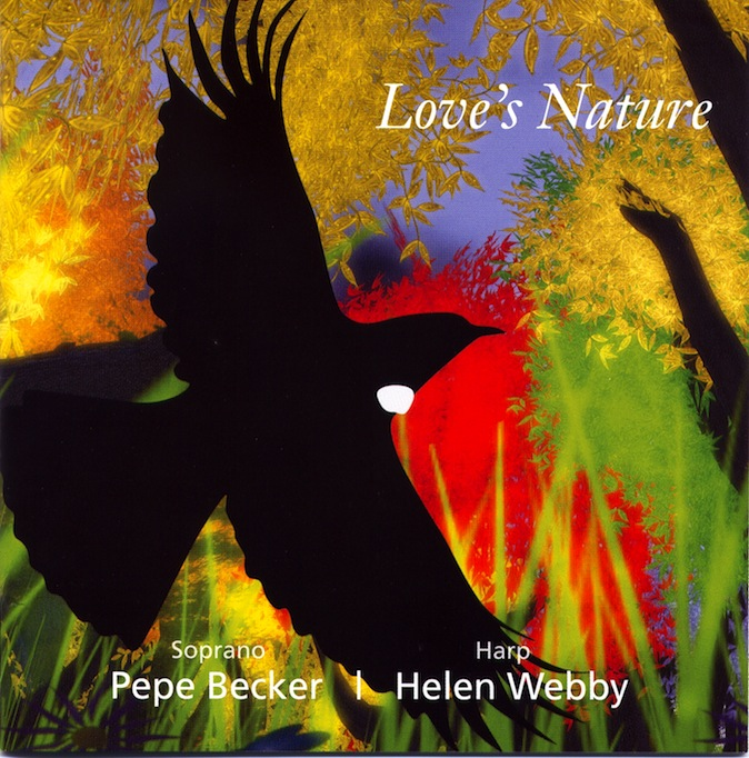Pepe Becker: Love's Nature - CD