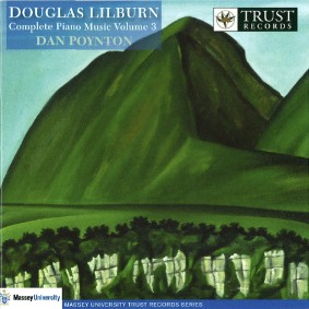 Douglas Lilburn: Complete Piano Music, Vol. 3 - CD