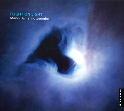 Manos Achalinotopoulos | Flight on Light - CD