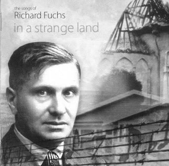 in a strange land: the songs of Richard Fuchs - CD