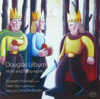Douglas Lilburn: Violin and Piano Works - CD