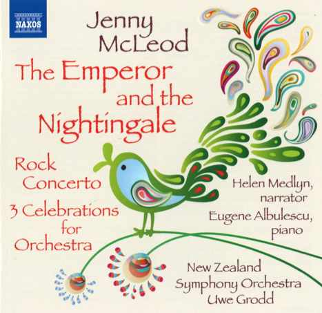 Jenny McLeod: The Emperor and the Nightingale - CD