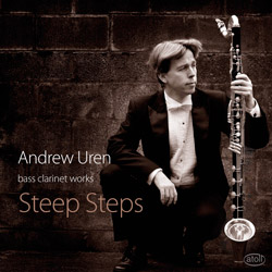 Andrew Uren: Steep Steps - CD
