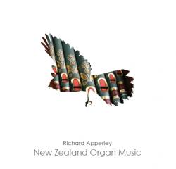 Richard Apperley: New Zealand Organ Music - CD