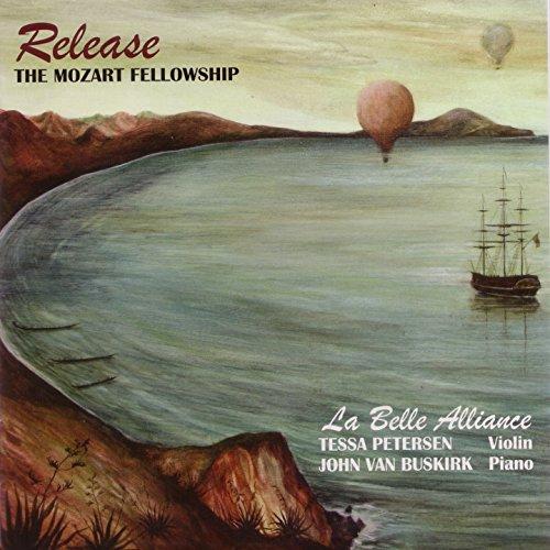 Release: The Mozart Fellowship - CD