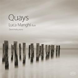 Luca Manghi: Quays - CD