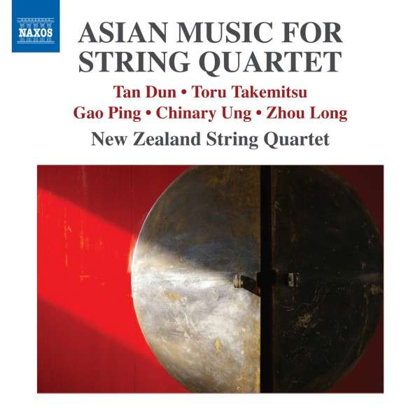 Asian Music for String Quartet - CD