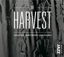 Adam Page, James Brown, John Psathas | The Harvest - CD