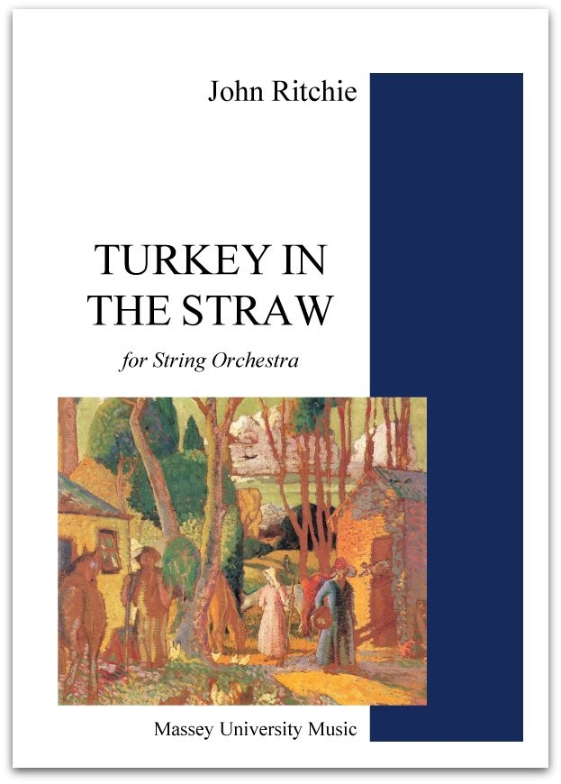 John Ritchie: Turkey in the Straw - hardcopy SCORE