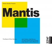 Reuben Bradley | Mantis - CD