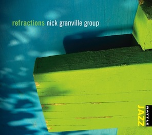 Nick Granville Group   Refractions - CD