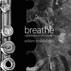 William Dowdall: Breathe - CD