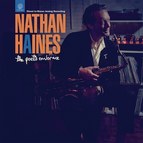 Nathan Haines: The Poet's Embrace - CD