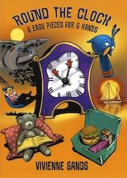 Vivienne Sands: Round The Clock - hardcopy score