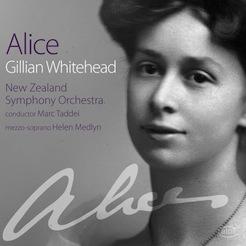 Gillian Whitehead: Alice