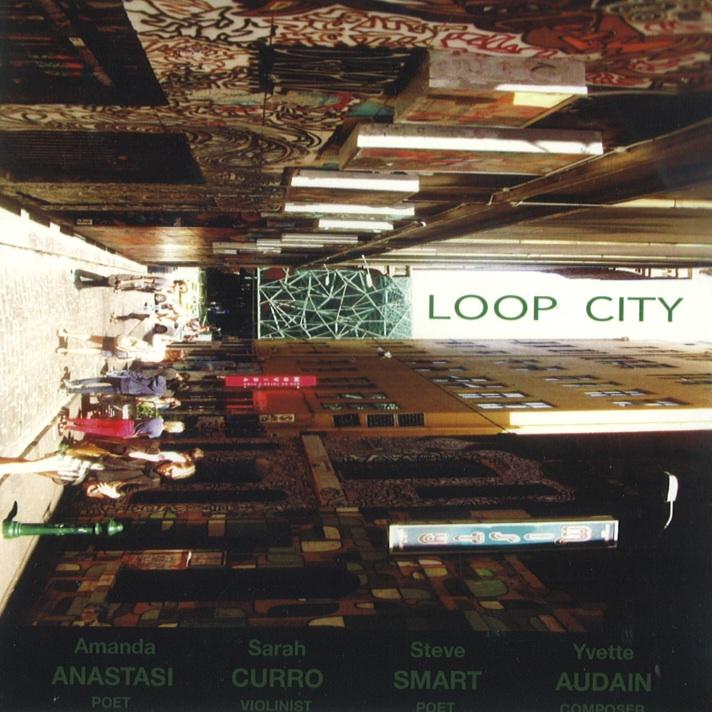 Yvette Audain: Loop City - CD