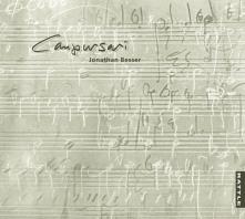 Jonathan Besser | Campursari - CD