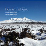 Donald Maurice and Richard Mapp: Home is Where.... — CD