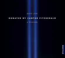 Dave Lisik | Donated by Cantor Fitzgerald - CD