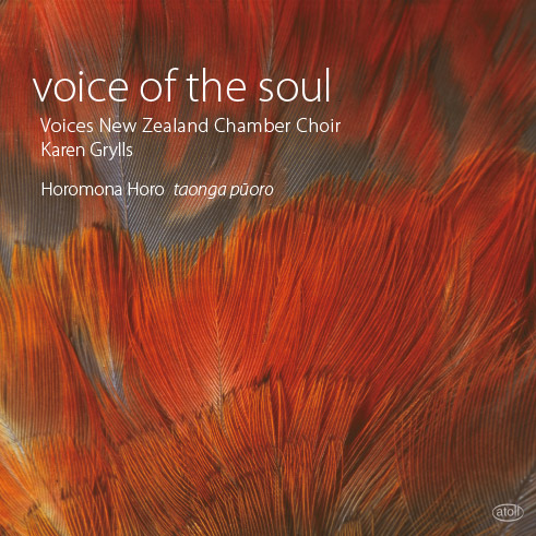 Voices New Zealand Chamber Choir: Voice of the Soul - CD
