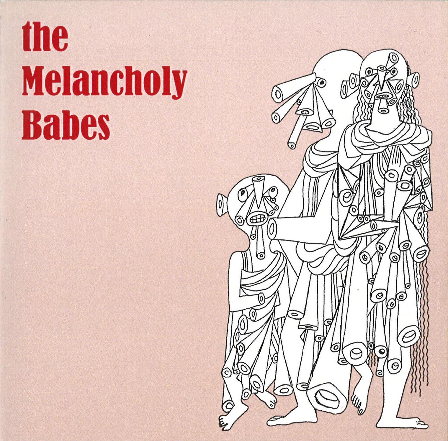 Henderson, Callwood, Donaldson: The Melancholy Babes - CD