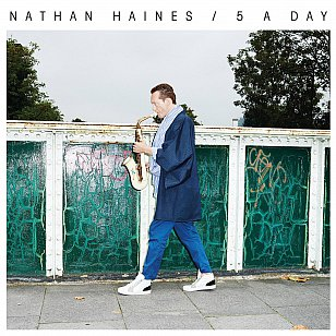 Nathan Haines: 5 A Day - CD