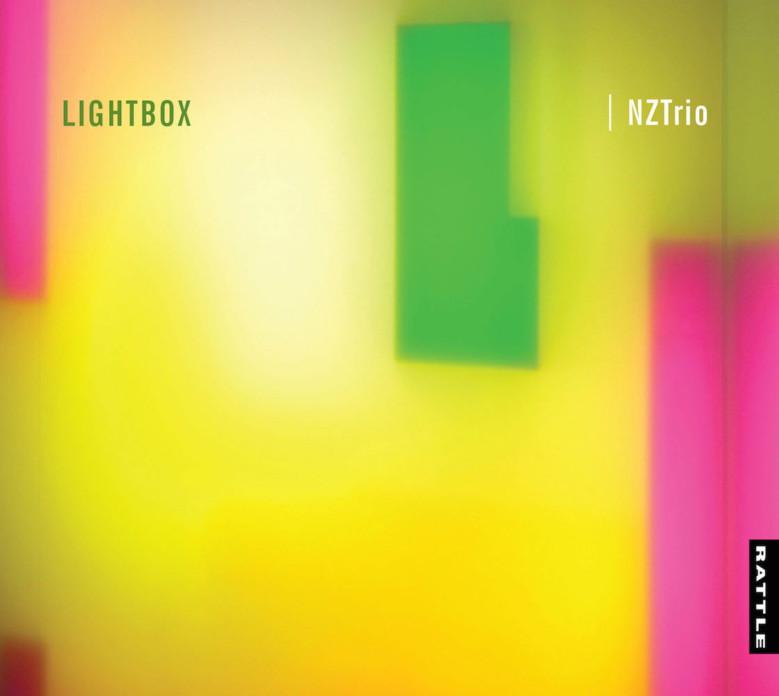 NZTrio | Lightbox - CD