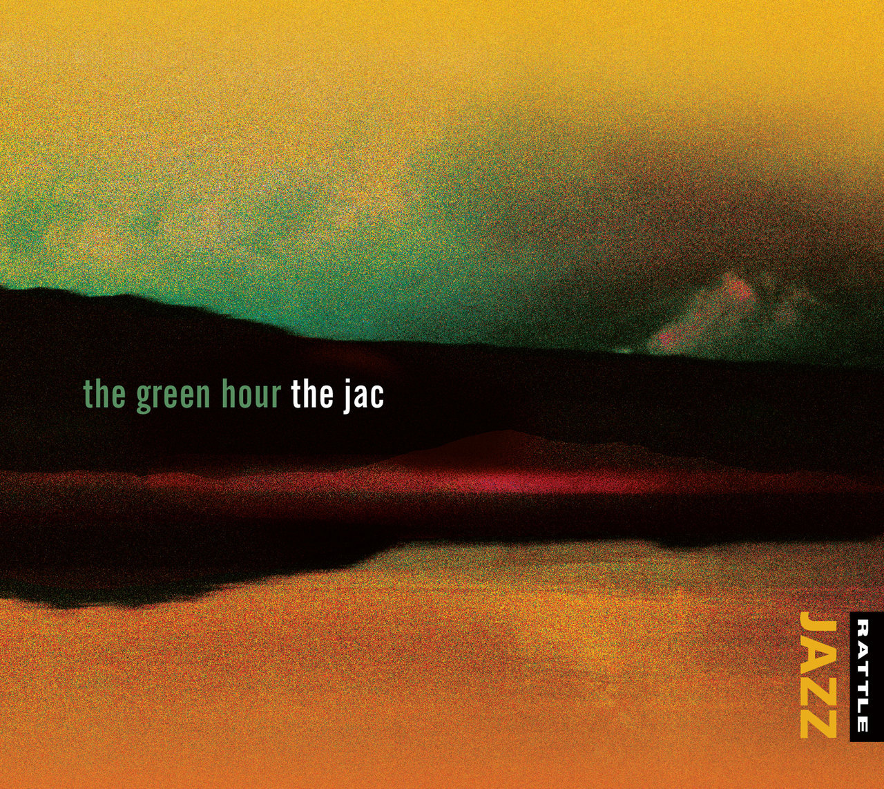 The Jac | The Green Hour - CD