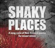 Felicia Edgecombe: Shaky Places - CD