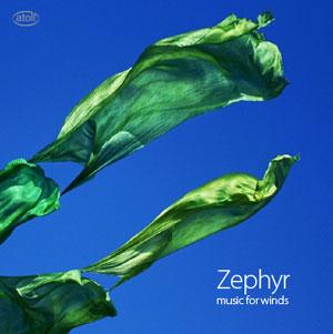 Zephyr: Music for Winds - CD