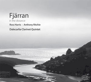 Fjärran | NZ Music for Clarinet Quintet - CD