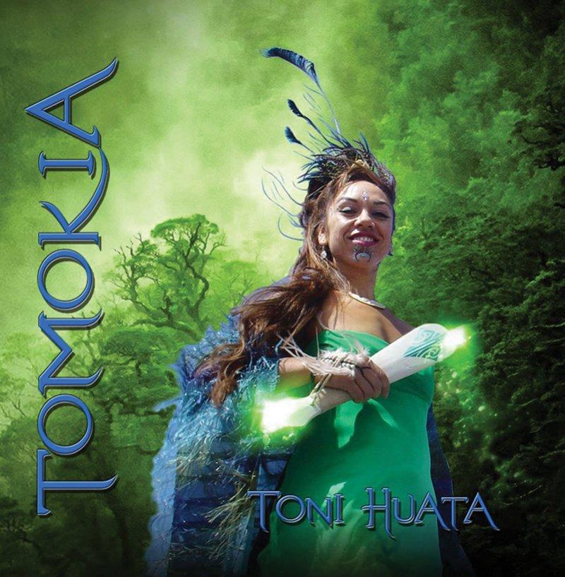 Toni Huata | Tomokia - CD