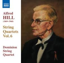 Alfred Hill: String Quartets Vol. 6 - CD