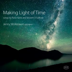 Making Light of Time | Harris, O'Sullivan, Wollerman - CD