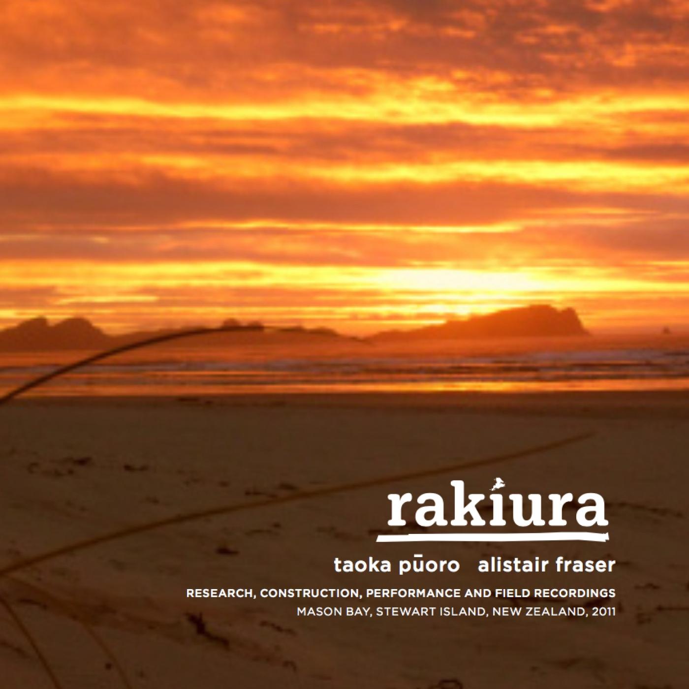 Al Fraser | Rakiura - CD