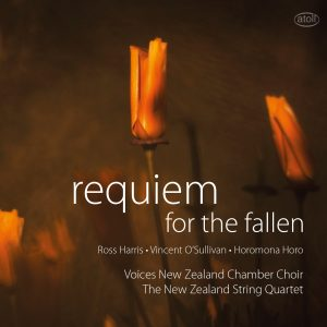 Requiem for the Fallen | Harris and Horo - CD