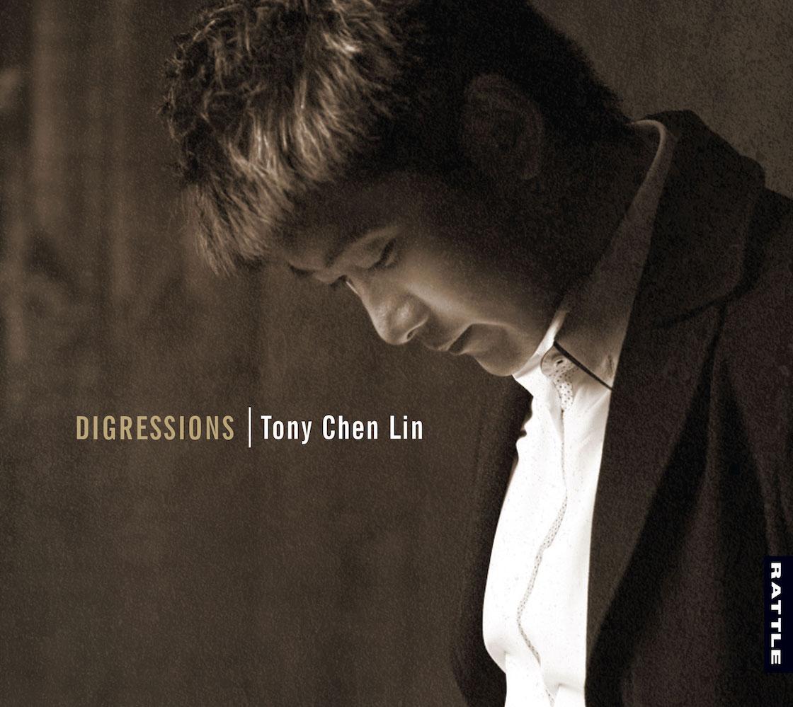 Tony Chen Lin | Digressions - CD
