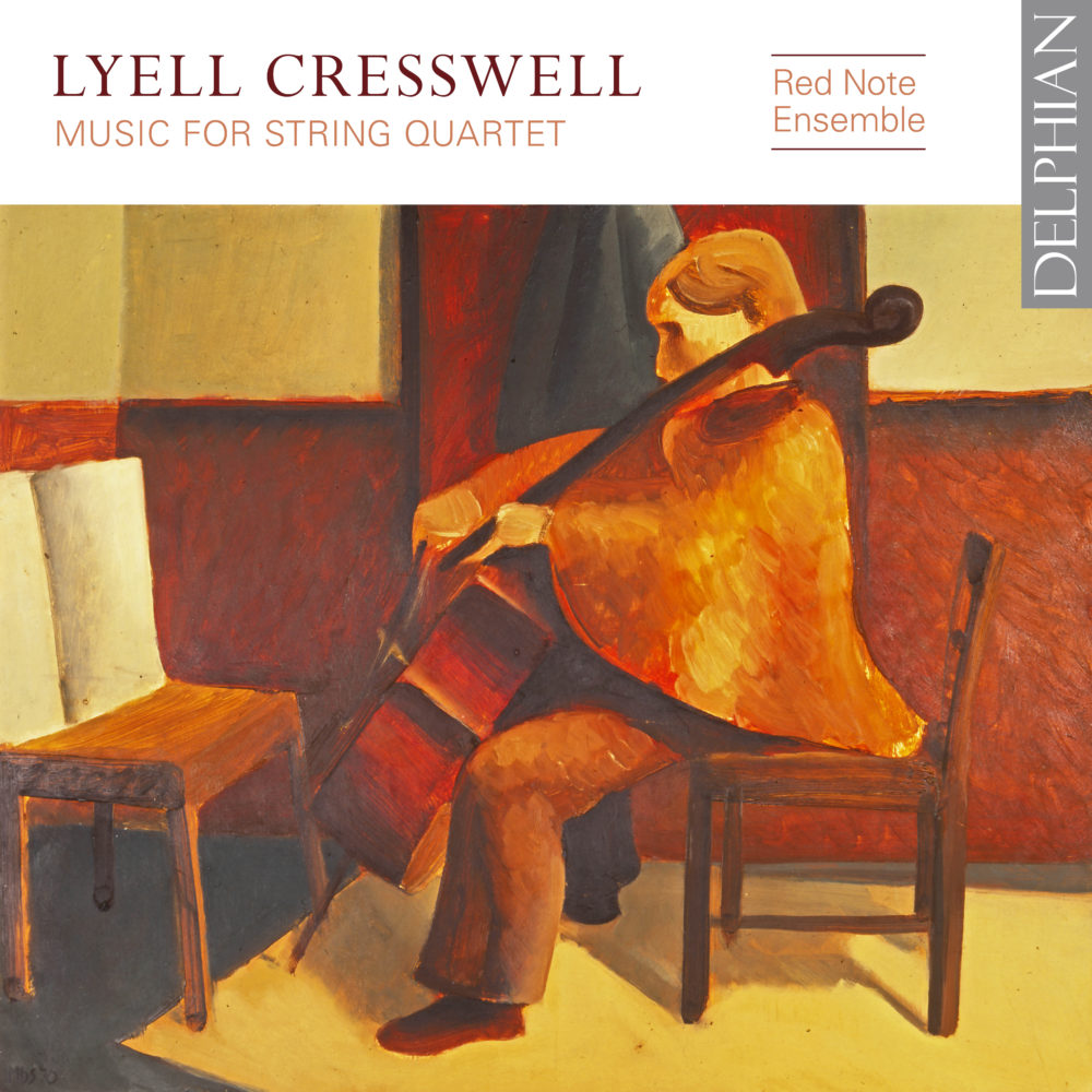 Lyell Cresswell: Music for String Quartet - CD